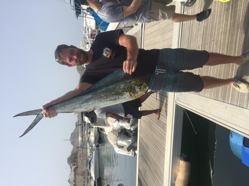 fishing charter oman